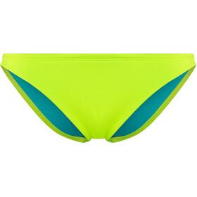 TYR Solid Classic Bikini dół Kobiety, fluo yellow